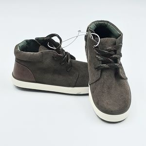 Toddler Boys Brown Axel shoes sneakers
